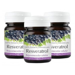 Pack Natier Resveratrol 150...