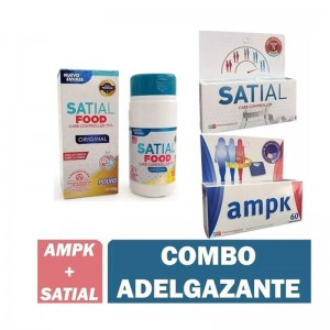 Ampk 60 Comp + Satial 60...