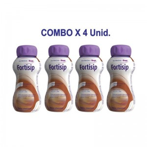 Fortisip Chocolate 200ml X...