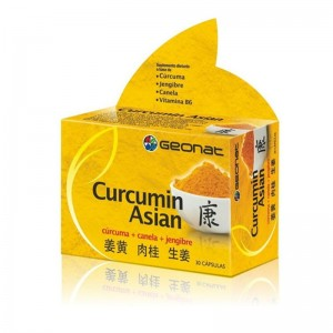 Geonat Curcumin Asian...