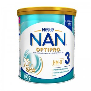 Leche Nan Optipro 3 Nestle...