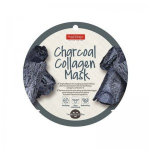 Purederm Charcoal Collagen...