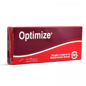 Optimize 8 Capsulas...
