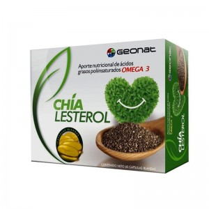 Geonat Chialesterol Omega 3...