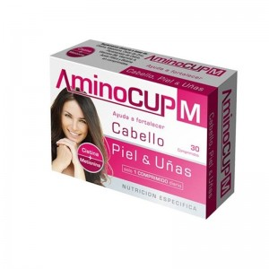 Aminocup M Mujer 30comp...