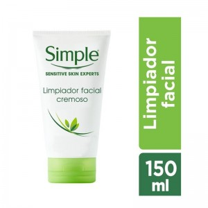 Limpiador Facial Simple...
