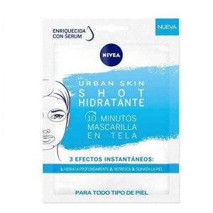 Nivea Máscara Facial Urban...